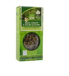 bądź zdrów z zielem jeżówki
