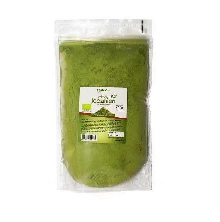 młody zielony jęczmień tabletki dawkowanie