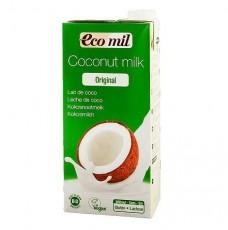 eco mil mleko kokosowe 1 l z agawą