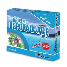 ziołowe tabletki uspokajające