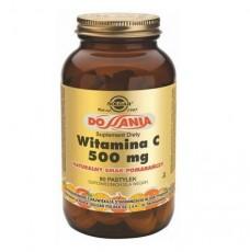 Witamina_C 500 do ssania pomarańcza