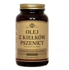 solgar olej z kiełkow pszenicy